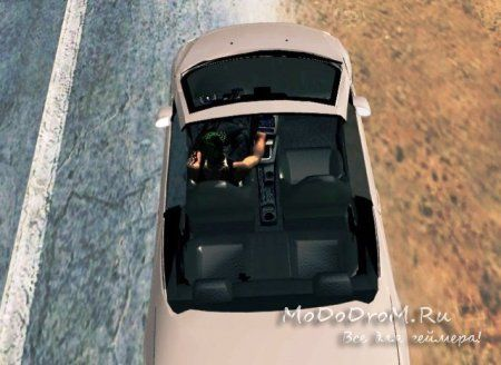 Смена передач в Gta San Andreas