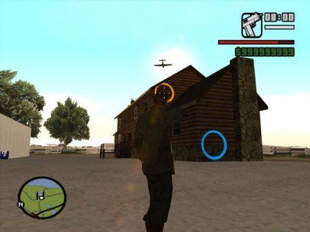 Portal Gun в Gta San Andreas