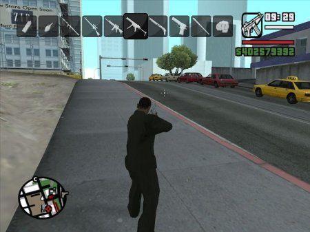 Новые иконки в Gta San Andreas