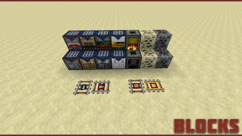 Мод traincraft для minecraft 1 7 10 1 8 1 7 2 1 6 4 1 5 2