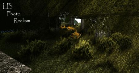 Скачать LB Photo Realism для Minecraft 1.7.4