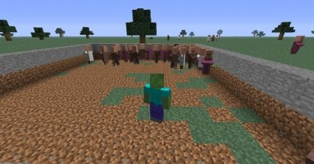 ��� ����� ����� � Minecraft 1.7.10 1.8 1.7.2 1.6.4 1.5.2