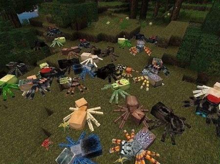 Текстуры Misa Realistic для Minecraft 1.7.2