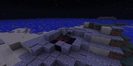 Мод на метеориты для Minecraft 1.7.10 1.7.4 1.7.2 1.6.4 1.6.2 1.5.2
