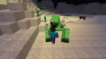 Мод на мутантов для Minecraft 1.7.10 1.8 1.7.2 1.6.4 1.5.2