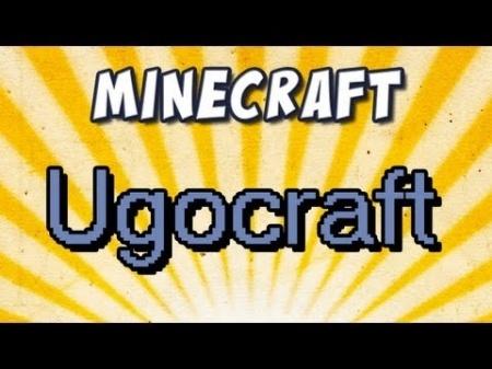 UgoCraft для Minecraft 1.7.10 1.8 1.7.2 1.6.4 1.5.2