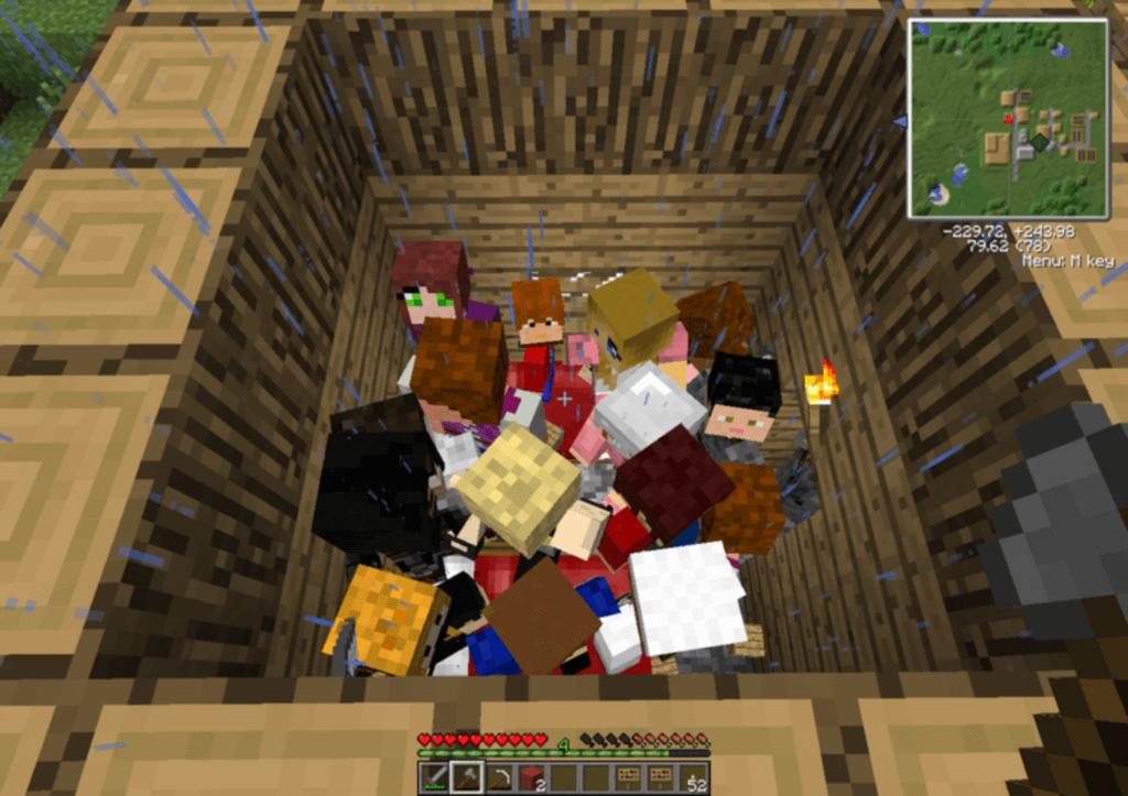Скачать Minecraft Comes Alive для Minecraft 1.7.10
