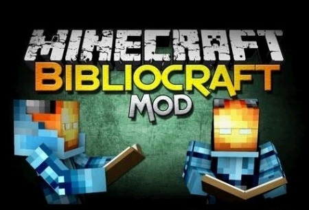 Мод BiblioCraft для Minecraft 1.7.10 1.7.4 1.7.2 1.6.4 1.6.2 1.5.2