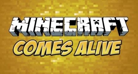 Minecraft Comes Alive для Minecraft 1.7.10 1.8 1.7.2 1.6.4 1.5.2