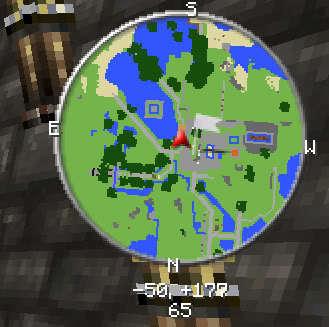 Zans Minimap для Minecraft 1.7.10 1.8 1.7.2 1.6.4 1.5.2