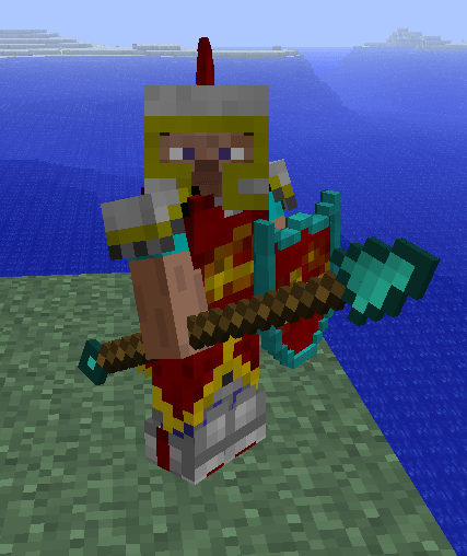 Работоспособности мода mine blade battlegear 2
