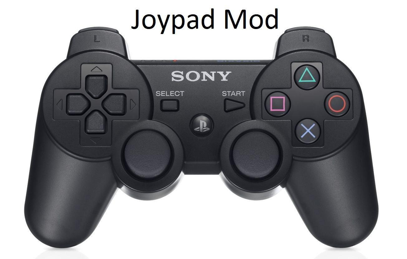 how to use joypad for minecraft