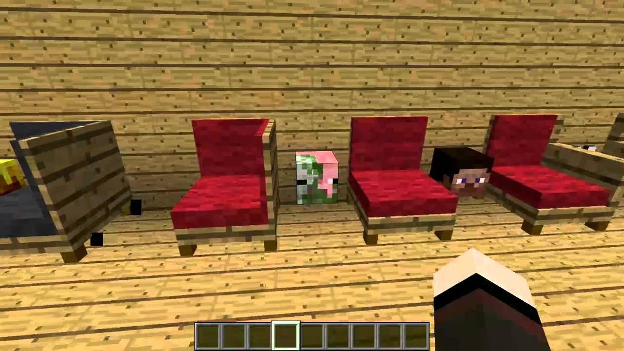 моды для мебели в майнкрафт #10