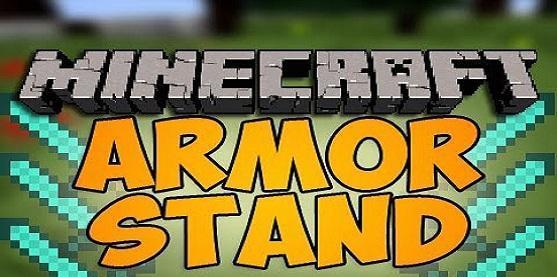 Armor stand для minecraft 1 8 1 7 10 1 7 2 1 6 4 1 5 2