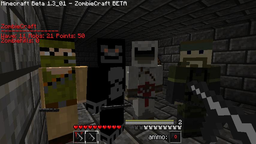 Download Zombiecraft