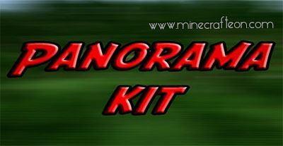 PanoramaKit для Minecraft 1.8 1.7.10 1.7.2 1.6.4 1.5.2