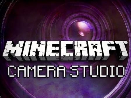 Camera Studio mod для Minecraft 1.7.10 1.8 1.7.2 1.6.4 1.5.2
