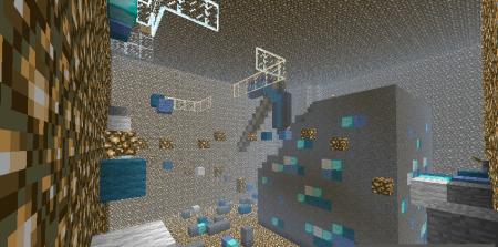 Паркур карта для Minecraft 1.7.2
