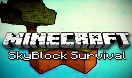 Карта SkyBlock для Minecraft 1.7.2