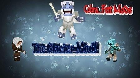 TheGlacierBiomeMod для Minecraft 1.8 1.7.10 1.7.2 1.6.4 1.5.2