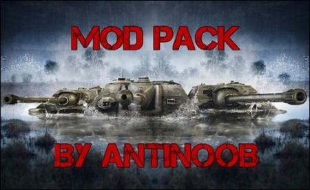 Antinoob mod pack 0.9.9
