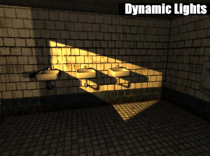 Скачать Dynamic Lights для Minecraft 1.12.1