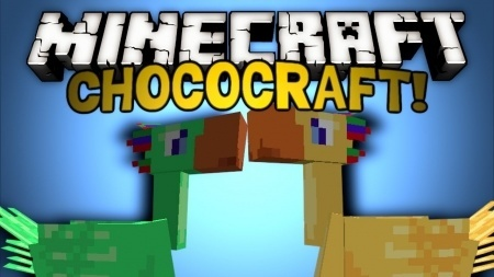 Мод Chococraft для Minecraft 1.7.10 1.7.4 1.7.2 1.6.4 1.6.2 1.5.2