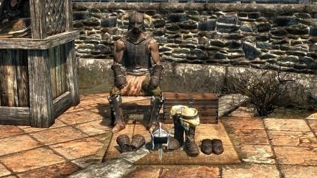 Мод торговли для Skyrim