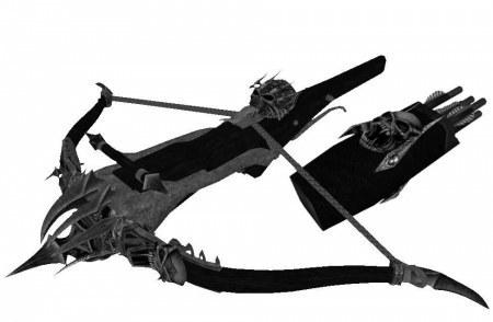 Мод на арбалет для Skyrim