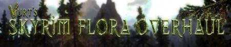 Flora overhaul для Skyrim