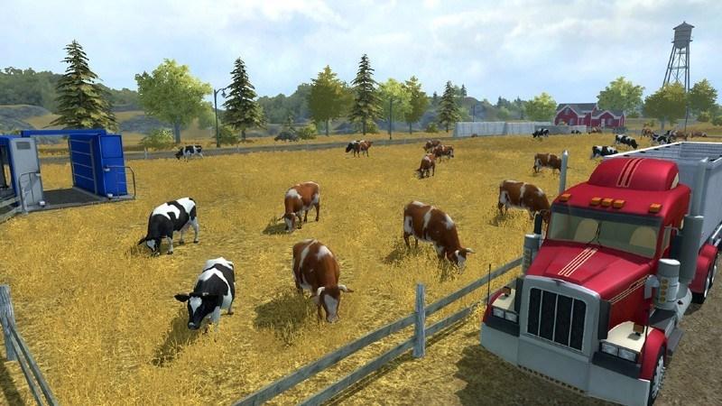 скачать ферма симулятор 2014 русская версия через торрент - фото 9