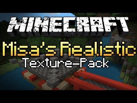 Текстуры Misa Realistic для Minecraft 1.7.2: mododrom.ru/minecraft/tekstury-dlja-minecraft/289-tekstury-misa-152...