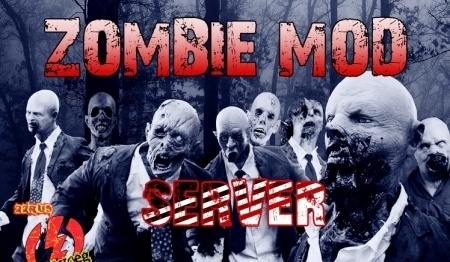 Готовый Zombie сервер для CS 1.6