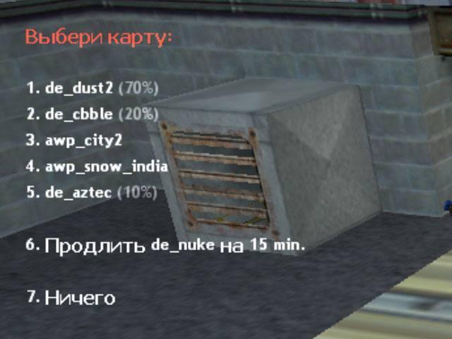 Sourcemod Plugins