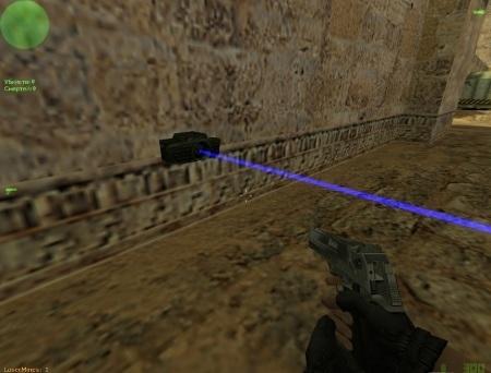 Плагин lasermine для CS 1.6