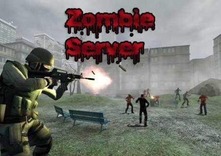 Готовый зомби сервер для css v34