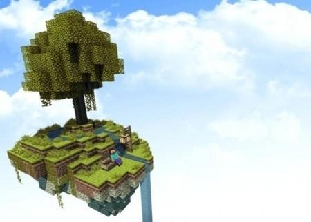 Скачать плагин Island World для Minecraft 1.7.4 1.5.2