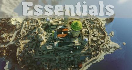 Плагин Essentials для Minecraft 1.7.2 1.6.4 1.5.2