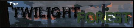 Мод на сумеречный лес для Майнкрафт 1.12.2 1.11.2 1.11 1.11 1.8.9