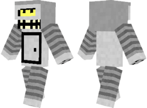 Скин Бендера для Minecraft