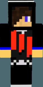 Скин Модератора для Minecraft