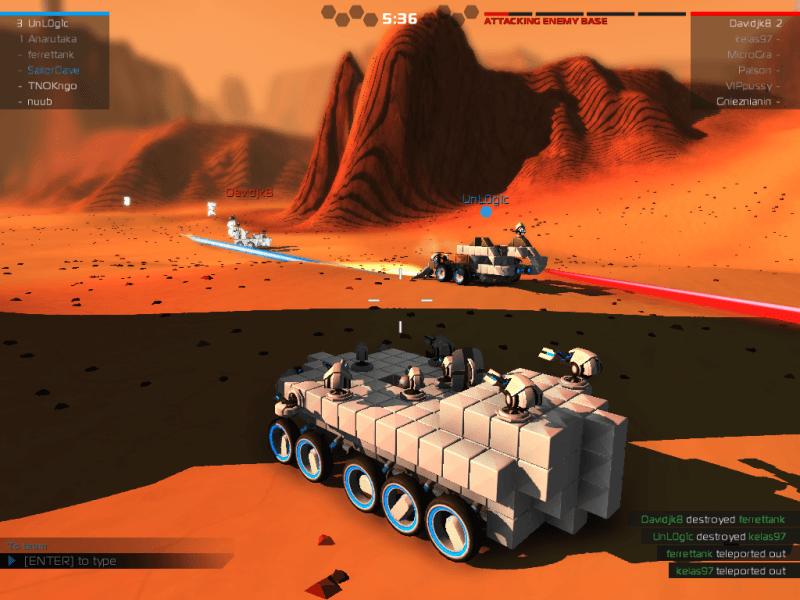 Как создать в робокрафте танк