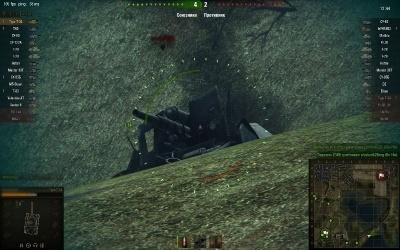Приближение в снайперском режиме для WOT 1.5