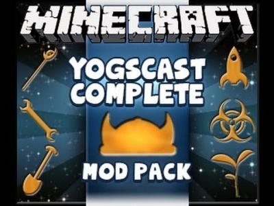 Yogcast сборка 246 модов 1.9 1.8 1.8.9 1.7.10 1.6.4
