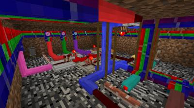 Мод RedPower для Minecraft 1.9 1.8 1.8.9 1.7.10 1.6.4
