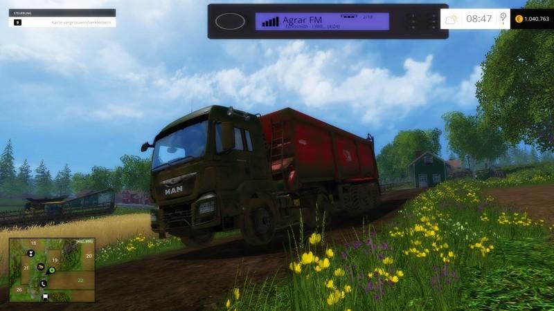 Мод Радио Для Farming Simulator 2015 Скачать - фото 2