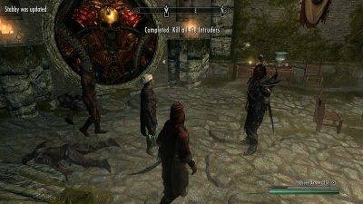 Мод Темный для Skyrim