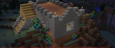 Мод NoShelter для Minecraft 1.12.2 1.11.2 {ver_minecraf ...
