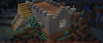 Мод NoShelter для Minecraft 1.9 1.8 1.8.9 1.7.10 1.6.4