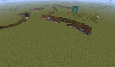 Мод Dimensional World для Minecraft 1.9 1.8 1.8.9 1.7.10 1.6.4